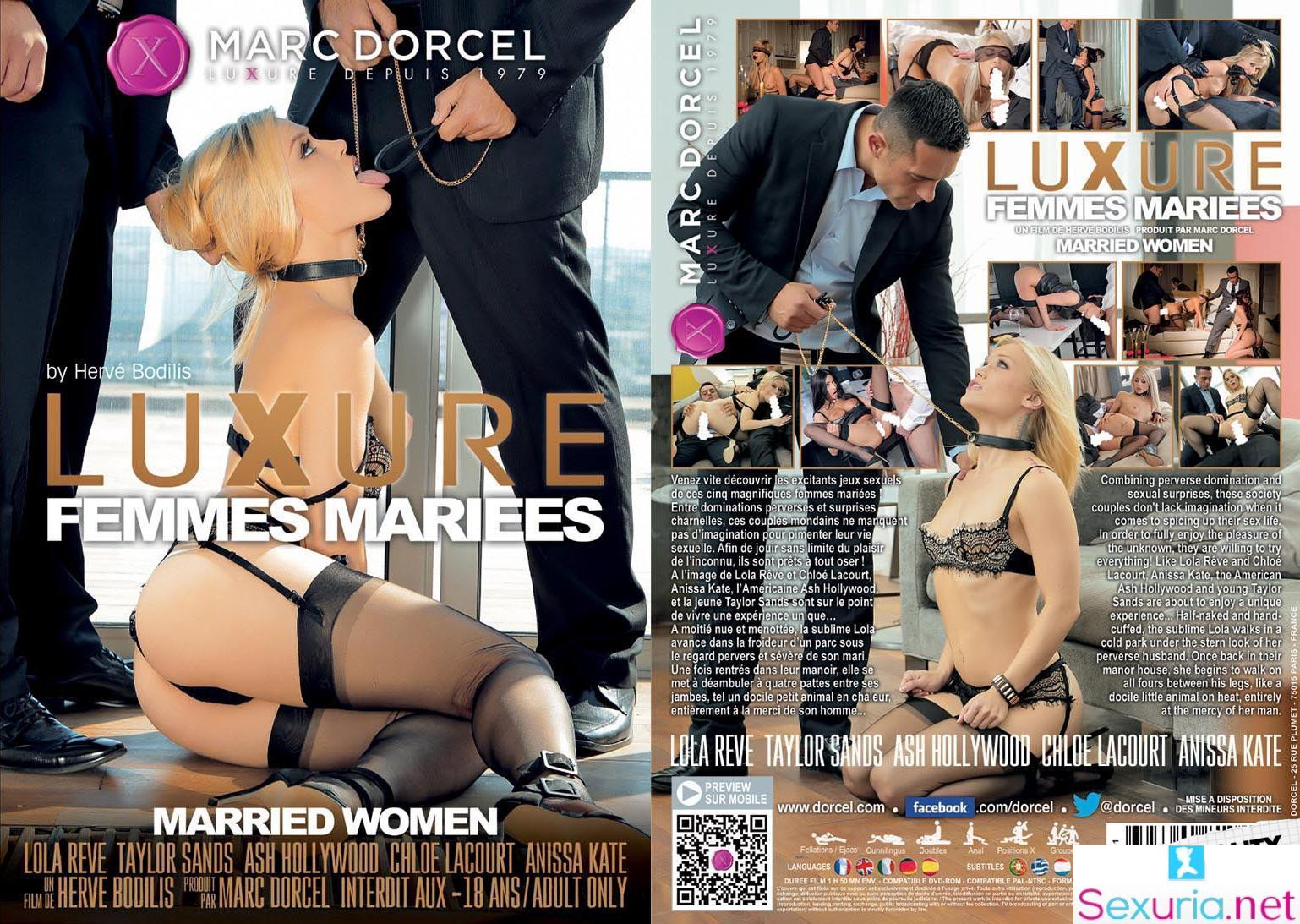Luxure: Married Women