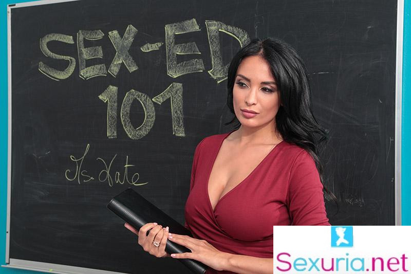 Big Tits At School - Anissa Kate