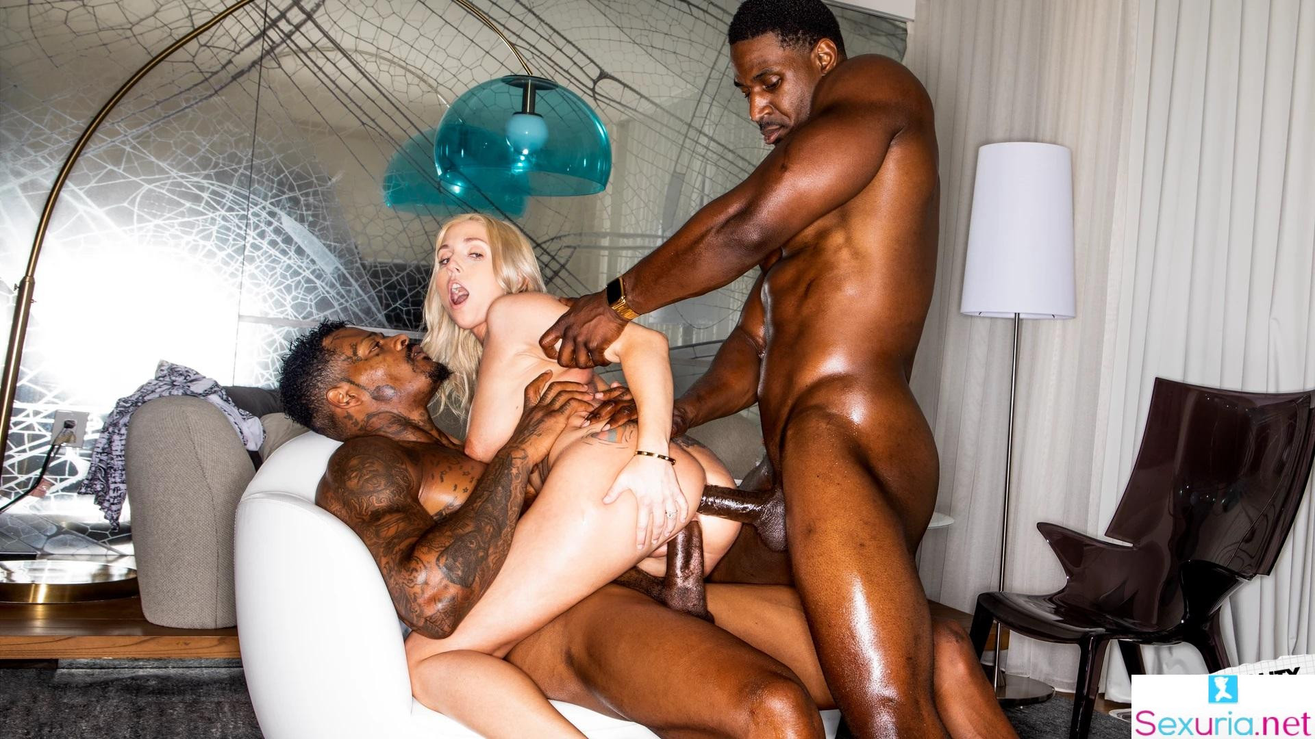 Blacked Raw - Christie Stevens