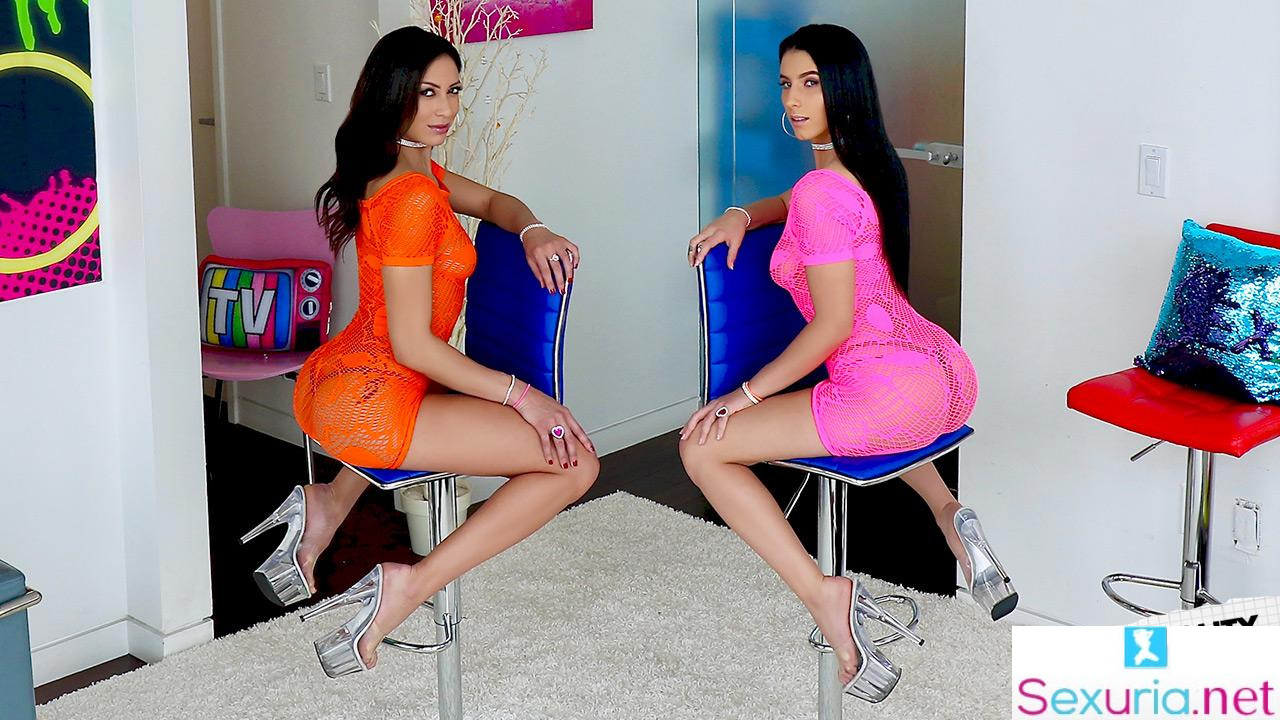 All Anal - Cassie Del Isla & Nelly Kent