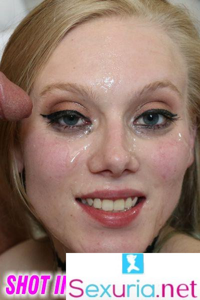 Jesse Loads Monster Facials - Luna Lips