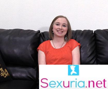 Backroom Casting Couch - Nichole