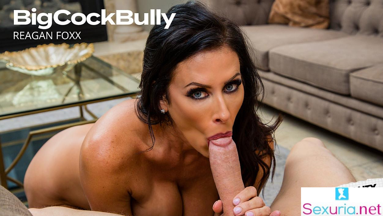 Big Cock Bully - Reagan Foxx