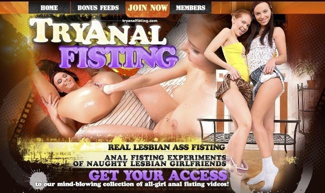 TryAnalFisting.com SiteRip [720p]