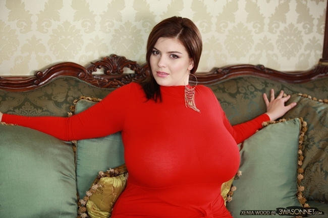 Xenia Wood Xenia In Red