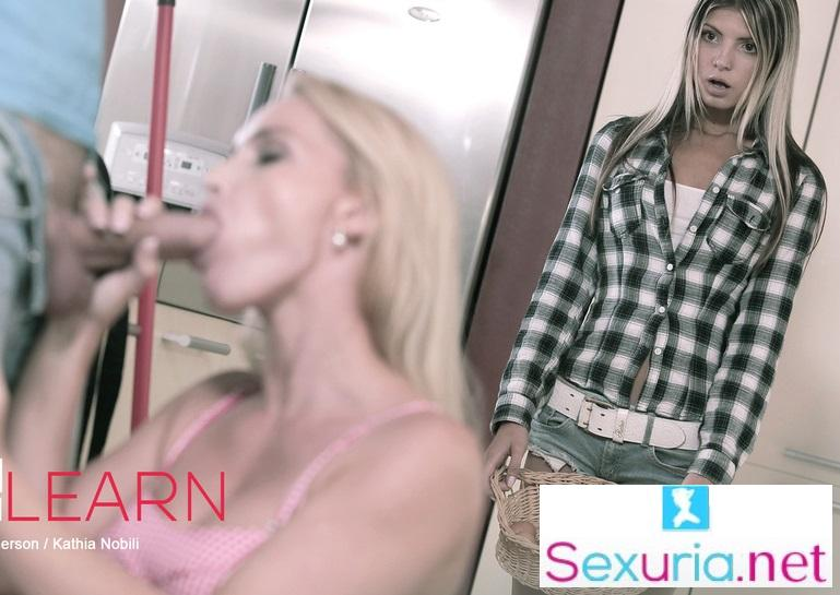 Gina Gerson and Kathia Nobili - Watch and Learn FullHD  1080p