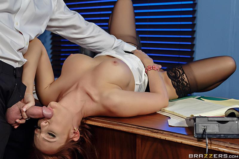 Dani Jensen - Underpaid, Overworked, And Completely Fucked