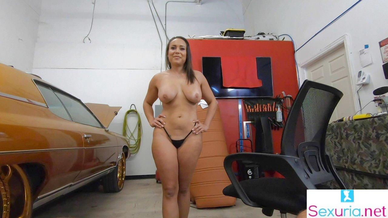 Bang! Roadside XXX - Carmela Clutch 1080p